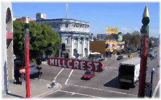 Hillcrest, San Diego. Have you picked up this week's GLT?