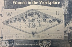 Womens Vote Equal Pay
