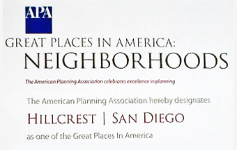 APA Great Places in America Award