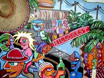 Baja Betty mural