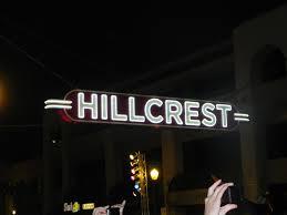 Hillcrest LED  sign