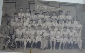 1911-1915 Boys Team