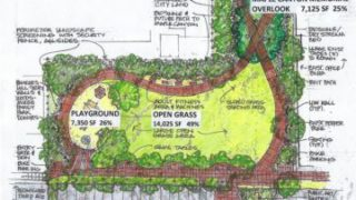 Community Vision Design supported for Olive Street Park